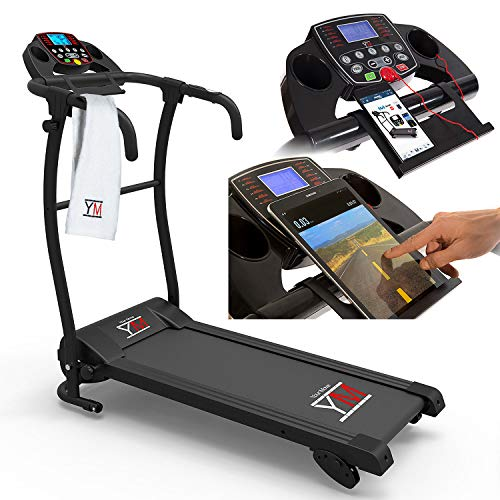 TAPIS ELECTRIC ROLLER FOLDING BLUETOOTH APP I FITSHOW...
