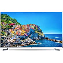 VU Technologies P LTD 65-inches 3840x2160 UHD Smart TV (Silver)