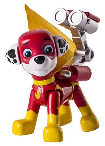 Patrulla Canina - Pack de acción Super Heroe Marshall (Bizak 61926581)