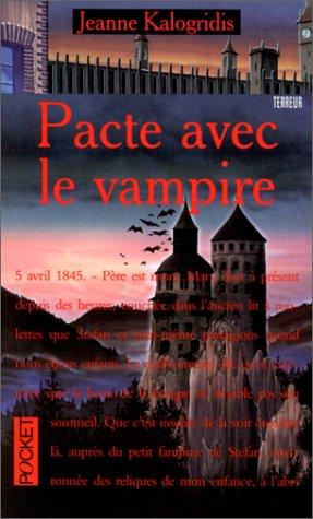 Pacte avec le vampire par Jeanne Kalogridis
