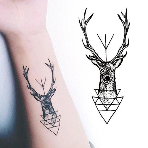 jspoir-melodiz-1-pc-tatouage-temporaire-autocollant-en-forme-de-cerf-pour-hommes-femmes-waterproof-t
