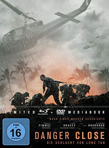 Danger Close - Die Schlacht von Long Tan LTD. - Mediabook [Blu-ray]