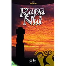 Rapa Nui Osterinsel - Wanderkarte