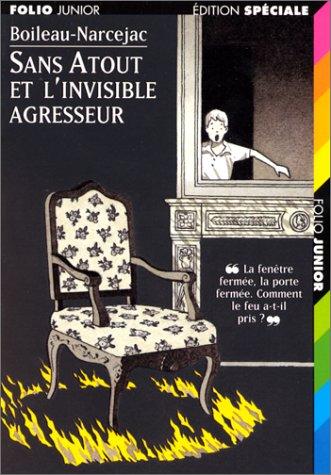 L'Invisible agresseur par Pierre Boileau