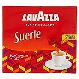 Lavazza Caffè Macinato Suerte - 10 Confezioni da 250 gr [2.5 Kg]