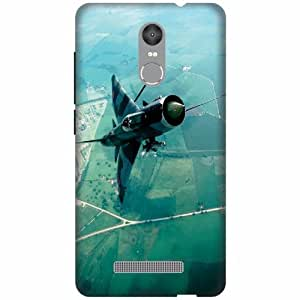 Design Worlds Designer Back Cover For Xiaomi Redmi Note 3