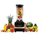 Excelvan 1500W 4 in 1 Multi-functional 2 Litre Jug Blender Professional Nutrition Commercial Mixer Food Processor Grinder for Smoothies, Juice,Milkshakes
