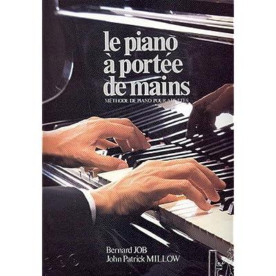 Piano à portée de mains