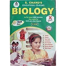 S.Chand Class X Biology CBSE (CD)