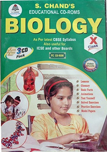 S.Chand Class X Biology CBSE (CD)