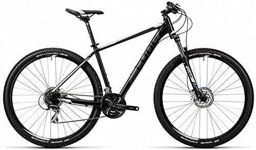 """Cube Aim SL 27.5R Mountain Bike 2016 (black´n´white, 16"""")"""