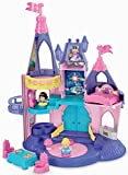 Mattel Fisher-Price Little People - Palacio de juguete de Princesa...