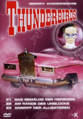 Thunderbirds 07, Folge 21-23 Thunderbirds-dvd