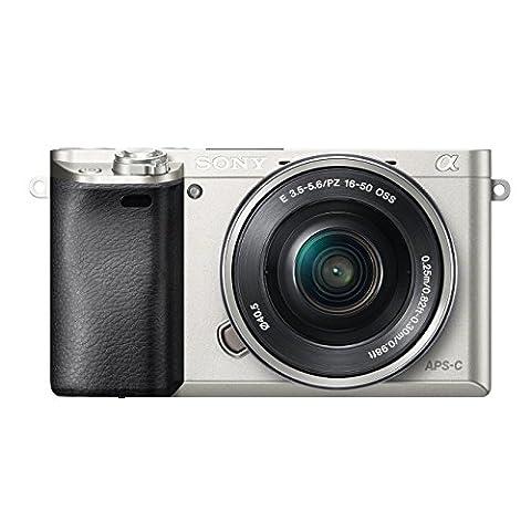 Appareils Photo Numeriques Hybride - Sony ILCE-6000LS Appareil Photo Numérique Hybride, Capteur