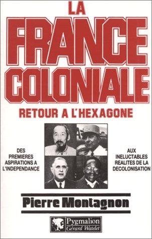 La France coloniale (Blanche et rouge)