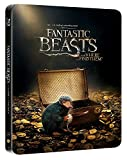 Fantastic Beasts and Where to Find Them Steelbook Limited Edition Steelbook + Gift Steelbook's™ foil Region Free
