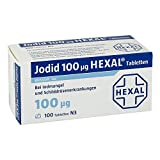 Jodid 100 Hexal, 100 St. Tabletten