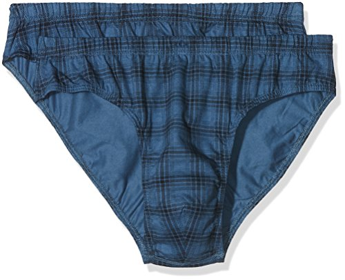 Trigema Herren Slip Blau (Jeans 043)