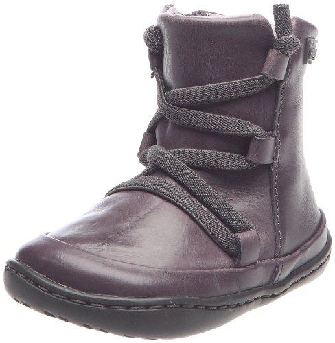 CAMPER Baby Mädchen Peu Cami Babyschuhe - Lauflernschuhe, Violett - blasslila, 22 EU (Camper Baby Schuhe)