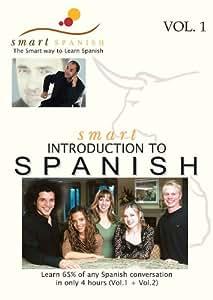 SmartSpanish, Introduction to Spanish, Vol.1