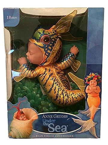 Anne Geddes Bébé - Anne Geddes Baby Tropical Fish Doll Under