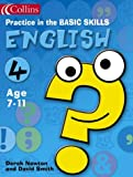 Practice in the Basic Skills (4) – English Book 4