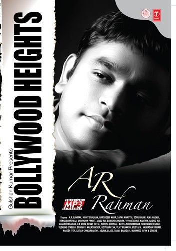 Bollywood Heights. A.R.Rahman