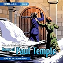 News of Paul Temple (BBC Audio)