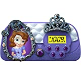 Best Clock Radio For Iphones - eKids Sofia the First Night Glow Character Alarm Review
