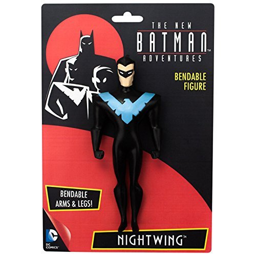 Batman Animated Series Nightwing Bendable Figure by DC Comics