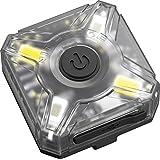 Nitecore NU05 hoofdlamp, kleurloos