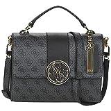 Guess Bluebelle Handtasche schwarz/grau