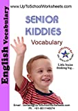 Best Vocabulary Softwares - UKG English Vocabulary and Spellings Worksheets Review