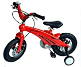 """Best Bike For A 5 Year Olds - Red Children's Bicycle 12"""" Kids Bike for 3-5 Review"""