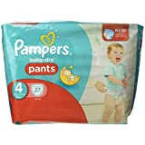 Pampers Baby Dry Pants taille 4 (8–15 kg), 27 pièces