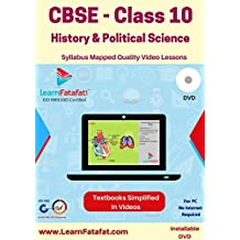 LearnFatafat CBSE Class 10 History & Political Science Video Lessons Course