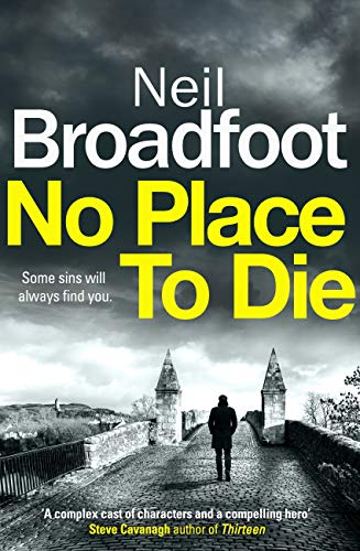 No Place to Die Book Cover