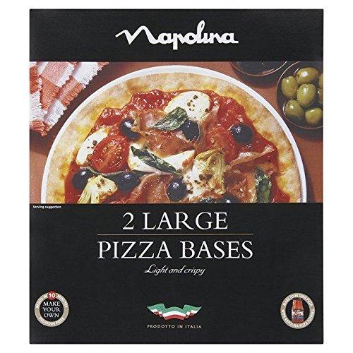 Napolina Pizzeria Pizza Bases 2 x 150g