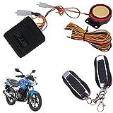 Vheelocityin Bike / Motorcycle/ Scooter Remote Start AlarmFor Bajaj New Discover 150S