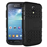 Best Samsung S4 Case - CASSIEY Rubber Back Case Cover with Kick St Review