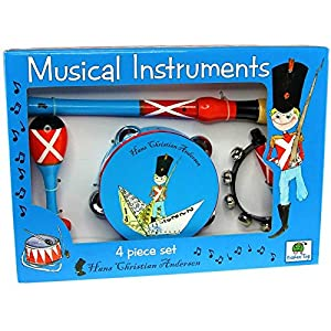 Barbo Toys Barbo toys6149tinsoldier Musical Set (4Piezas)