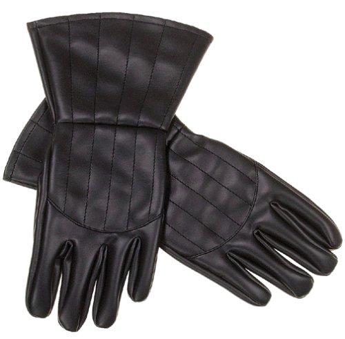 Darth Vader Handschuhe für (Handschuhe Kinder Anakin Skywalker)