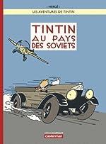 Les aventures de Tintin, Nº 25 - Tintin au pays des soviets de Hergé