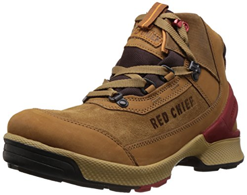 Redchief Men's Rust Leather  Boots - 6 UK  (RC3051 022) image
