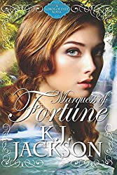 Marquess of Fortune: A Lords of Fate Novel by K.J. Jackson (2016-01-28)