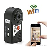 Weston HD Q7 Mini Wifi DVR Wireless IP - Best Reviews Guide