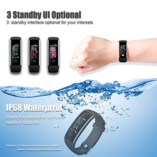 Zoom IMG-1 fitness tracker orologio braccialetto activity