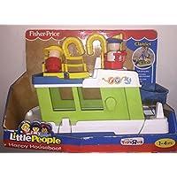 Little People Happy Houseboat