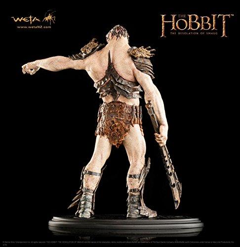 Weta–el Hobbit Bolg Figura, 9420024712818 5