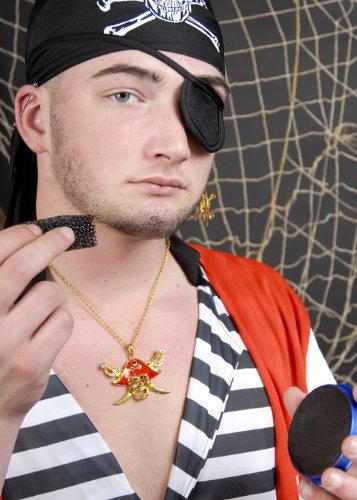 toppel Make-Up Kit (Pirate Kit Make Up)
